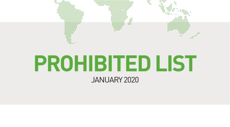 Cover 2020 Prohibited